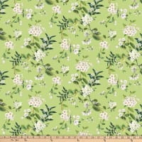 Northcott Bouquet Floral Trail Green Multi