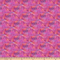Northcott Muse Abstract Texture Pink