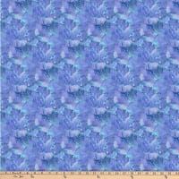 Northcott Muse Abstract Texture Blue