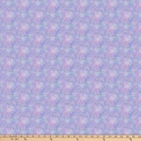 Northcott Muse Small Abstract Texture Purple Multi