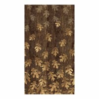 Northcott Oakwood Oak Leaf Ombre Iron Ore