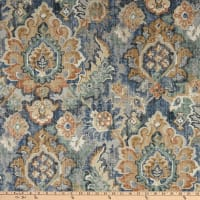 Swavelle Westburn Cotton Duck Mood Blue