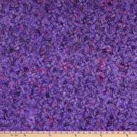 Wilmington Batiks Pins and Needles Purple