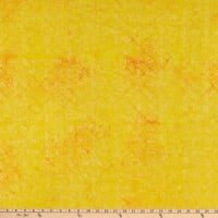 Wilmington Batiks Diamond Tiles Yellow