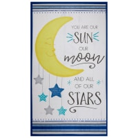 "Wilmington All Our Stars Large 24"" Panel Multi"
