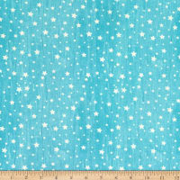 Wilmington All Our Stars Stars Allover Teal