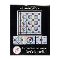 Anthology Fabrics Luminosity Quilt Multi Kit