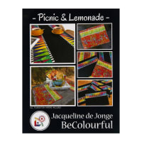 Anthology Jacqueline De Jonge Lemonade/Picnic Quilt Kit