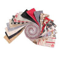 "Windham Fabrics Early Bird 2.5"" Strips Multi 40pcs"