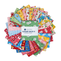 "Windham Sugarsack II 18"" Fat Quarters Multi 26pcs"