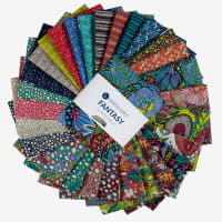"Windham Fantasy 18"" Fat Quarters Multi 28 pcs"