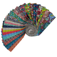 "Windham Fantasy 2.5"" Strips Multi 40 pcs"