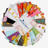 "Windham Far Far Away II 18"" Fat Quarters Multi 23 pcs"