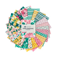 "Windham Pink Lemonade 18"" Fat Quarters Multi 22 pcs"