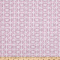Windham Pink Lemonade Trellis Dark Pink