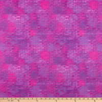 Whistler Studios Unstoppable Painted Brick Magenta