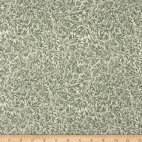 Liberty Fabrics Tana Lawn Willow Wood Green