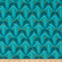 STOF France Digital Le Quilt Kijani Blue 4
