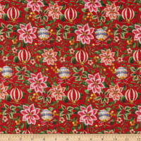 STOF France Digital Le Quilt Hivernale Rouge 2
