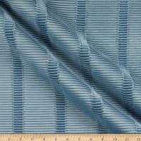 Europatex Landscape Pleated Velvet Sky