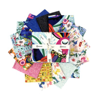 Clothworks Make Today Awesome Fat Quarter Pack 15 Pcs