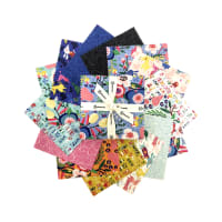 "Clothworks Make Today Awesome 5"" Squares 42 Pcs"