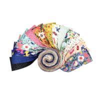 Clothworks Make Today Awesome Strip Rolls 40 Pcs