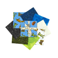 "Clothworks Night Owl 5"" Squares 42 pcs"