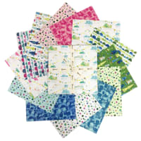 "Clothworks You, Me And The Trees 10"" Squares 42 pcs"