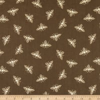 Andover Beehive Bees Taupe