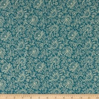 Andover Beehive Jacobean Teal