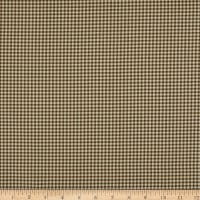 Andover Beehive Gingham Taupe