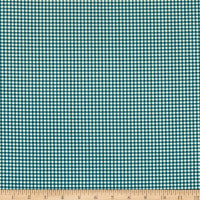 Andover Beehive Gingham Teal