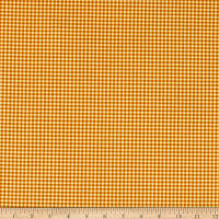 Andover Beehive Gingham Yellow