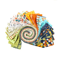 "Maywood Studio Precut Carnaby Street 2.5"" Strips 40pcs Multi"