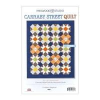 Maywood Studio Carnaby Street Quilt Kit Multi