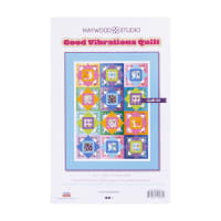 Maywood Studio Good Vibrations Quilt Kit