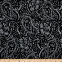 Maywood Studio Nocturne Paisley Black