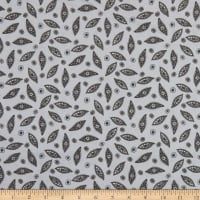 Maywood Studio Nocturne Tiny Paisley Grey