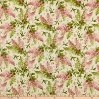 Maywood Studio Sensibility Tossed Floral Natural