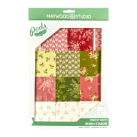 Maywood Studio POD Sensibility Irish Chain Quilt Kit Multi