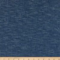 Textile Creations Ace of Slubs Navy/White