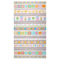 "Contempo My Little Sunshine 2 Sunshine & Alphabets 25"" Panel Multi"