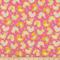 Contempo My Little Sunshine 2 Lucky Duck Pink