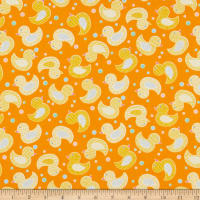 Contempo My Little Sunshine 2 Lucky Duck Orange