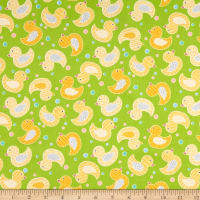 Contempo My Little Sunshine 2 Lucky Duck Lime