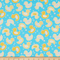 Contempo My Little Sunshine 2 Lucky Duck Turquoise