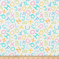 Contempo My Little Sunshine 2 Alphabet Toss White
