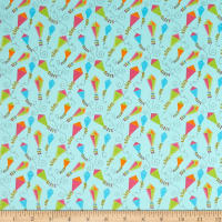 Contempo My Little Sunshine 2 Magic Kites Medium Turquoise