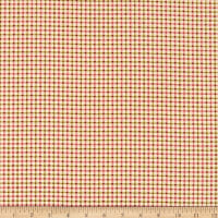 Zelie Ann Plaid Beige
